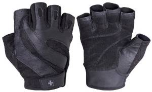 Harbinger 143 Men's Pro FlexClosure Gloves