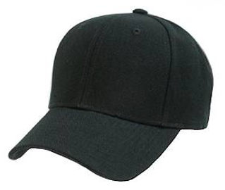 MegaDeal Plain Baseball Cap Solid Color