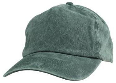 Men's Pigment Dyed Washed Cotton Cap