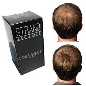 Strand Maximizer Hair Fibers