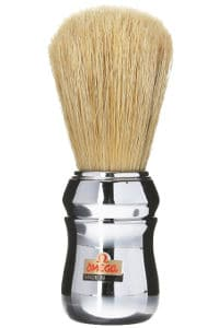 Omega Shaving Brush Boar Bristle Aka the PRO 48