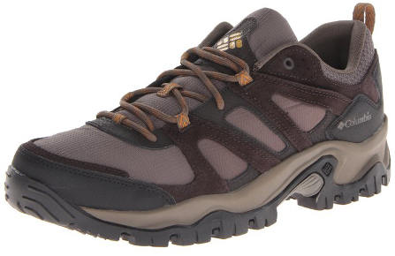 Columbia Mens Woodburn Hiking Shoe