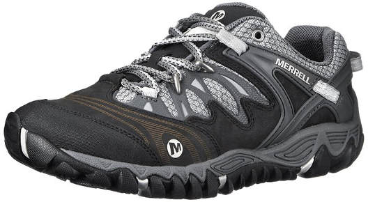 Merrell Mens All Out Blaze Hiking Shoe