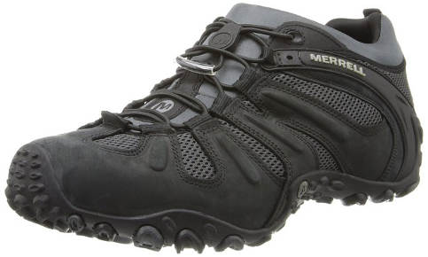 Merrell Mens Chameleon Prime Stretch Hiking Shoe