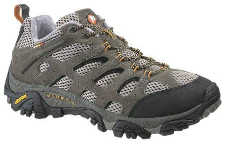 Merrell Mens Moab Ventilator Hiking Shoes