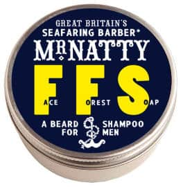 Mr. Natty Natty's Face Forest Soap Beard Shampoo