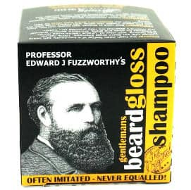 Professor Fuzzworthy's Beard Shampoo With Natural Oils
