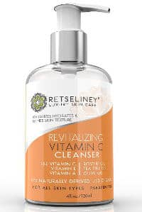 Retseliney Revitalizing Vitamin C Cleanser