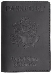 Shvigel Passport Holder, Cover and Travel Wallet