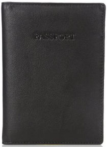 Visconti RFID Blocking Passport Cover Wallet (Polo 2201)