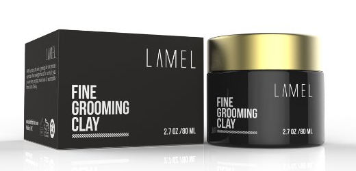 Lamel Hair Styling Clay for Men and Women