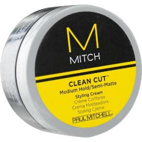 Paul Mitchell Mitch Clean Cut Medium Hold Semi-Matte Styling Cream for Men