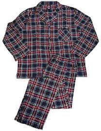 Hanes – Men´s Long Sleeve Flannel Pajamas
