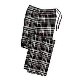 Hanes Men´s Cotton Flannel Lounge Pajama Pants