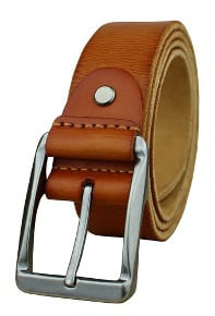 Heepliday Men's Soft Leather 15006 Belt