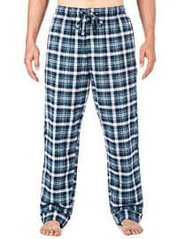 Noble Mount Men´s 100% Cotton Flannel Lounge Pants