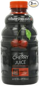 Cheribundi Tart Cherry 32 ounce Package of 3