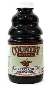 Country Spoon Montmorency Red Tart Cherry Juice Concentrate