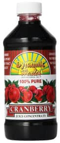 Dynamic Health Cranberry Juice Concentrate