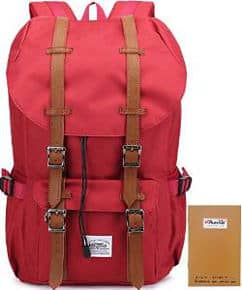 Kaukko Outdoor Travel Hiking Backpack for Men and Women