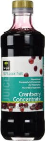 Tree Of Life Juice Concentrate Unsweetened Cranberry