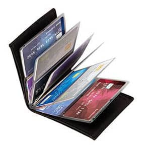 Wonder Wallet Amazing Slim RFID Wallet