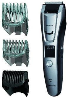 Panasonic ER-GB80-S Body and Beard Trimmer, Hair Clipper