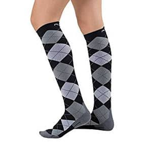 argyle-compression-socks-for-men-and-women