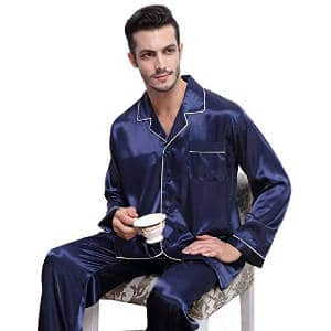 Best Silk And Satin Pajamas For Men