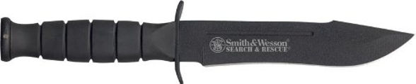 Smith & Wesson Search & Rescue Fixed Blade Knife