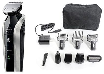 Philips Norelco All-in-1 Turbo Head to Toe Grooming Kit