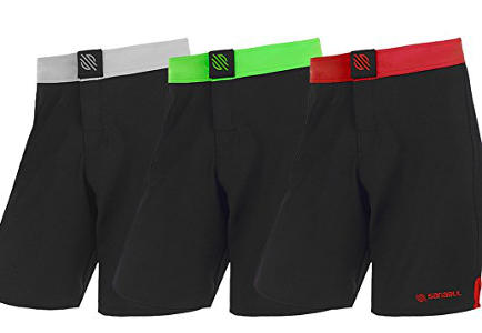 Sanabul Essential MMA BJJ Cross Fit Workout Shorts