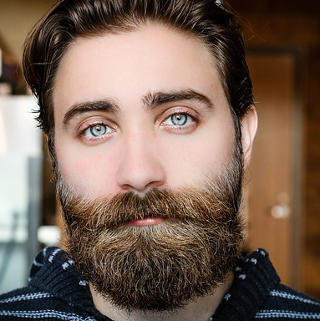 Beard Softer And Without Curls