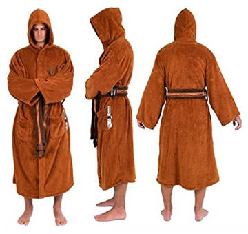 Star Wars Jedi Master Fleece Costume Robe