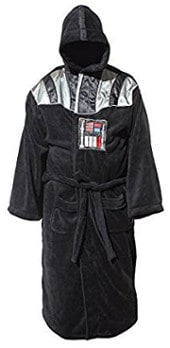Star Wars Darth Vader Uniform Fleece Bathrobe