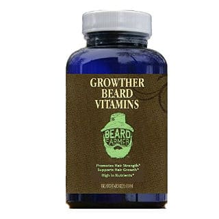 Beard Farmer Beard Growther Vitamins