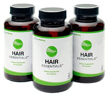 Hair Growth Supplement for Men and Women