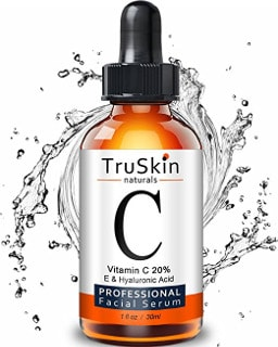 TruSkin Naturals Vitamin C Professional Facial Serum