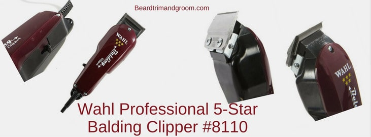Wahl Professional Star Balding Clipper