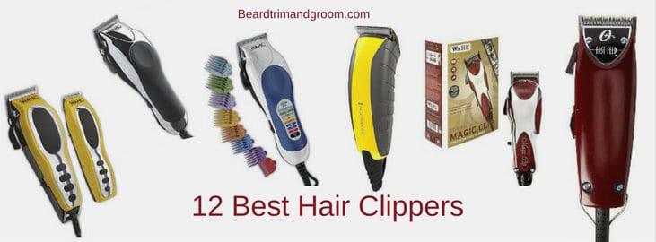 12 Best Hair Clippers For Men