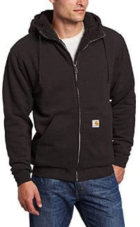 Carhartt Men´s Collinston Fleece Sherpa Lined Sweatshirt