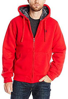 US Polo Association Men's Fleece Hoodie