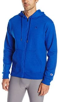 Champion Men's Powerblend Fleece Full Zip Hoodie