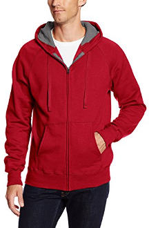 Hanes Men´s Nano Premium Lightweight Fleece Hoodie