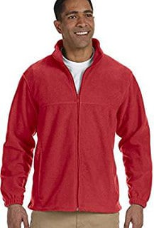 Harriton M990 Men´s Full-Zip Fleece