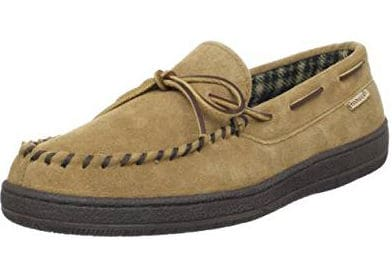 Hideaways by L.B. Evans Men's Marion Moccasin Slipper