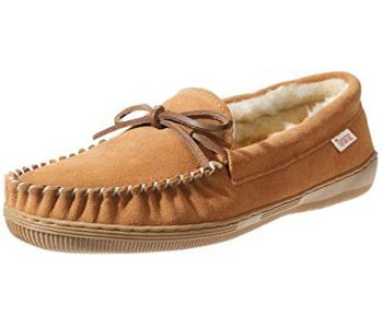 Best Men´s Moccasin Slippers