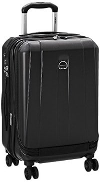 Expandable Delsey luggage