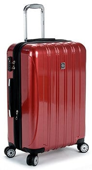 """Delsey Helium Aero 25"""" Expandable Spinner Trolley"""