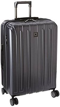 "Delsey Helium Titanium 25"" Spinner Trolley"